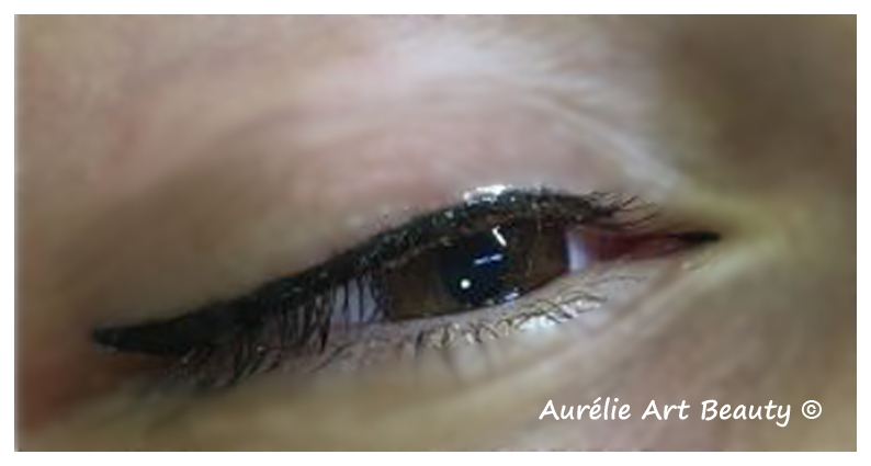 yeux maquillage permanent Aurelie Art Beauty Annecy