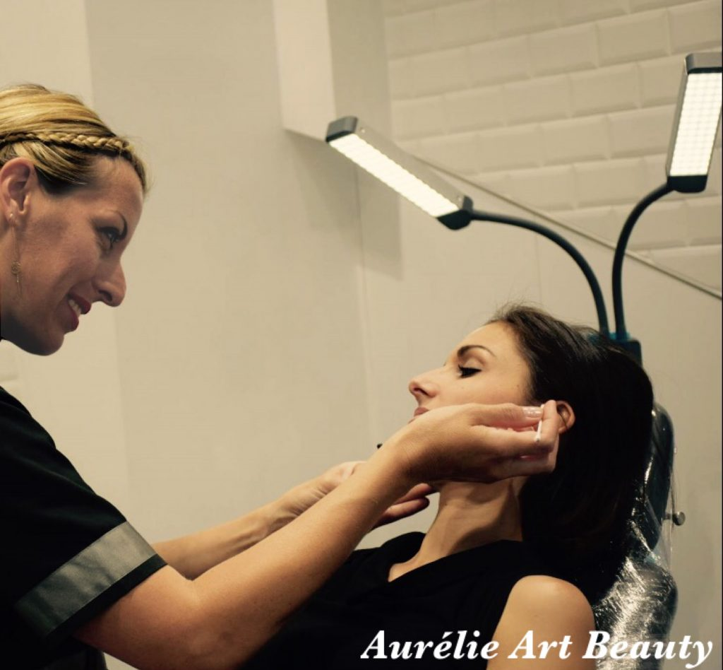 Maquillage permanent Aurelie Art Beauty Annecy